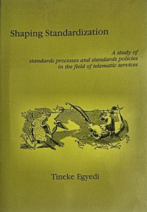 Shaping Standardization_Egyedi_cover